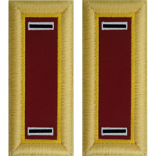 Army Shoulder Strap: Warrant Officer 5: Transportation