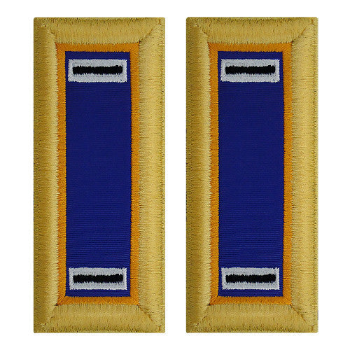 Army Shoulder Strap: Warrant Officer 5: Aviation - female