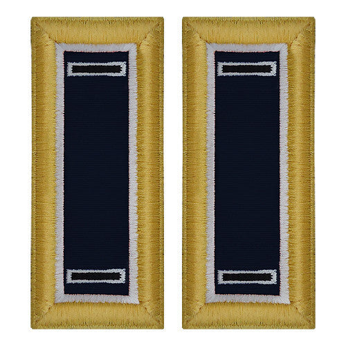 Army Shoulder Strap: Warrant Officer 5: Judge Advocate - female