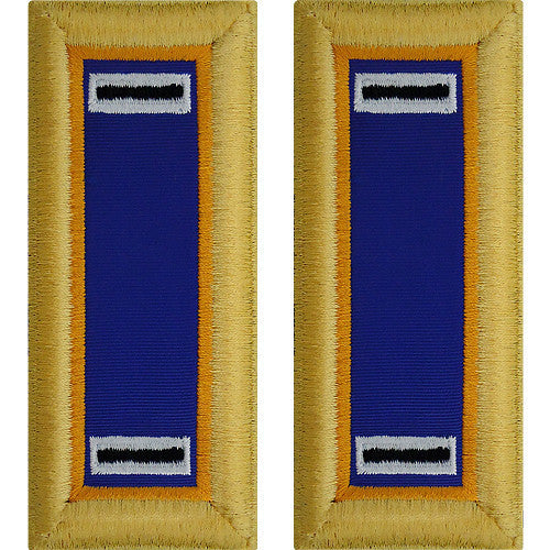 Army Shoulder Strap: Warrant Officer 5: Aviation