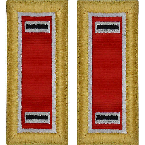 Army Shoulder Strap: Warrant Officer 5: Engineer