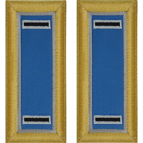 Army Shoulder Strap: Warrant Officer 5: Military Intelligence