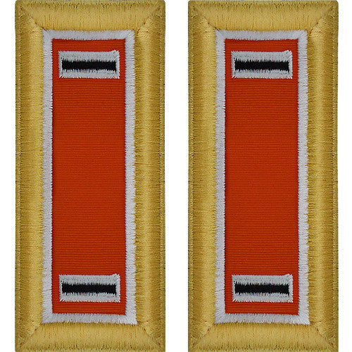 Army Shoulder Strap: Warrant Officer 5: Signal