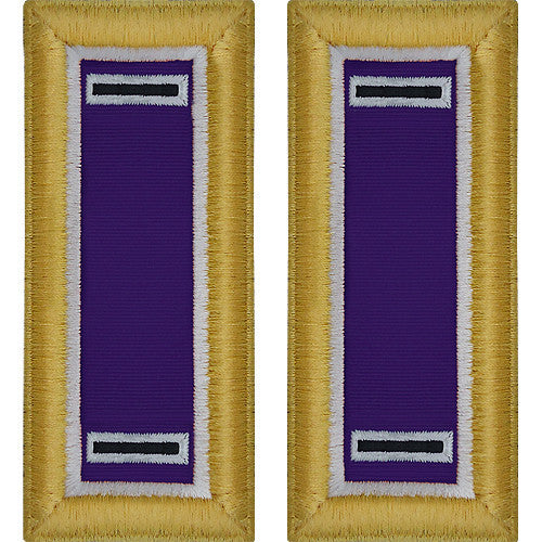 Army Shoulder Strap: Warrant Officer 5: Civil Affairs