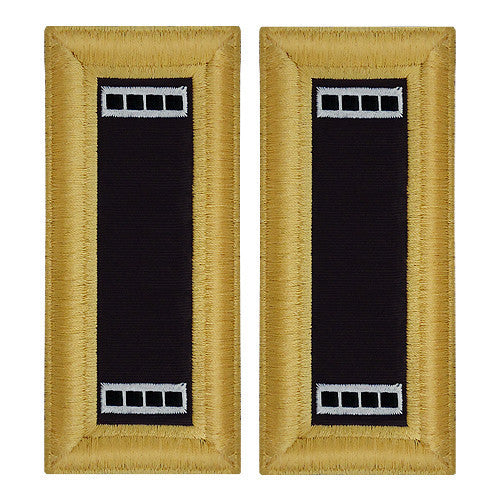 Army Shoulder Strap: Warrant Officer 4: Chaplain - female