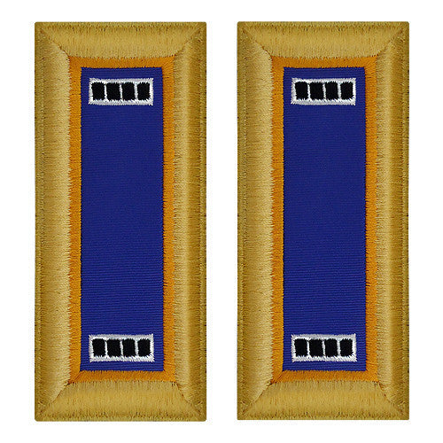 Army Shoulder Strap: Warrant Officer 4: Aviation - female