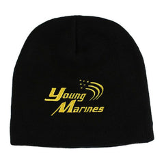 Young Marines Knit Beanie Cap