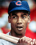 Chicago Cubs ERNIE BANKS  0223