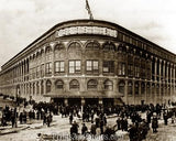 Brooklyn Dodgers EBBETS FIELD  0335