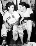WILLIAMS & DIMAGGIO 41 All-Star  0724