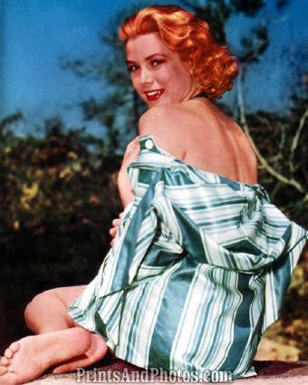 Actress PRINCESS GRACE KELLY Pinup 0729