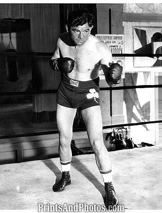 Boxer JAMES BRADDOCK