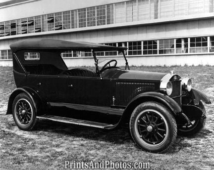 1922 740 STANLEY STEAMER Classic 0875 - Prints and Photos