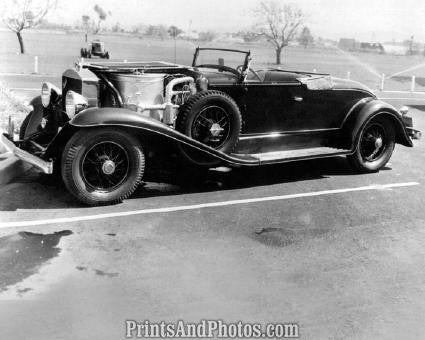 1924 DOBLE 4 Cylinder Car  0876 - Prints and Photos