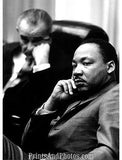 President LBJ & MARTIN LUTHER KING  0936