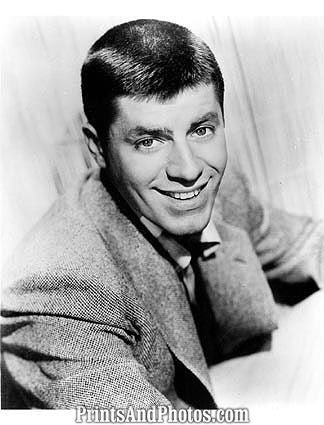Comedian JERRY LEWIS 1950s  0948