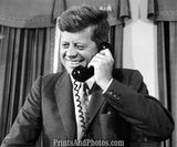 John F Kennedy 1st Satellite  0951