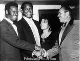Peters Poitier Ruby Dee & Cab Calloway 0968