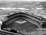 YANKEE STADIUM 1949 vs Dodgers  1043