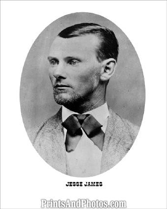 Outlaw JESSE JAMES 1882  1052