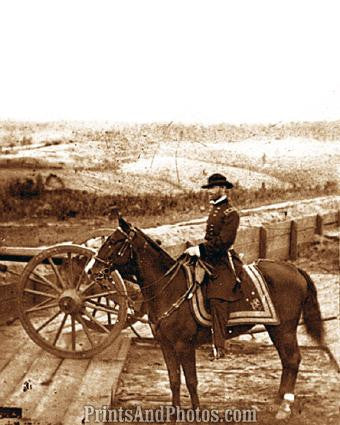 CIVIL WAR  General Sherman 1077