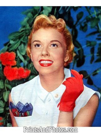 Actress DORIS DAY Beautiful  1130