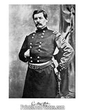Civil War George McClellan Auto Print 1161