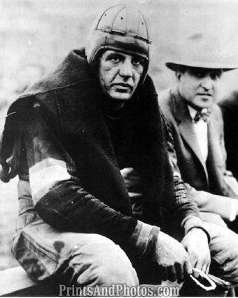 Bears NFL Great RED GRANGE  1169