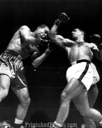 Boxing MARCIANO vs LOUIS  1176