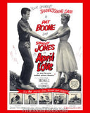 APRIL LOVE Boone & Shirley Jones Print 1178