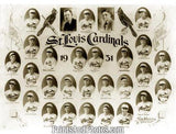 31 ST LOUIS CARDINALS Team  1196