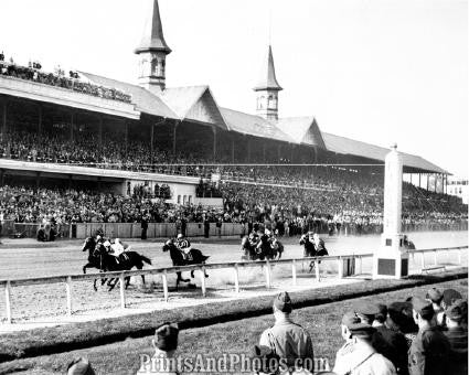 43 KENTUCKY DERBY  1222