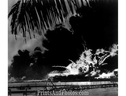 PEARL HARBOR Japanese Attack  1241