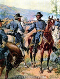 CIVIL WAR Thomas at Chickamauga Ogden 1272