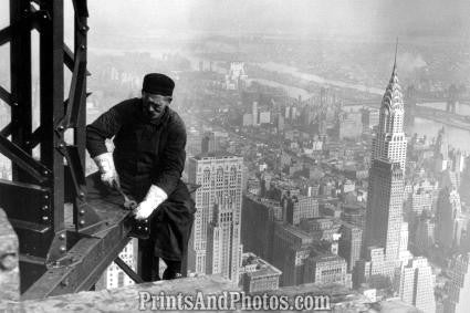 NYC High Rise Riveter Great  1290