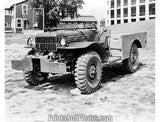 ARMY DODGE Weapons Carrier  1329