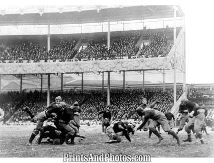 ARMY vs NAVY Early Football  1379