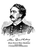 CIVIL WAR General ABNER DOUBLEDAY 1390