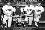 Brooklyn Dodgers Sluggers  1422