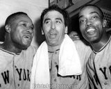 1954 NY GIANTS Celebrate Victory  1437 - Prints and Photos