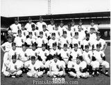 59 AL Champ WHITE SOX Team  1468