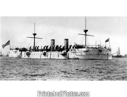 Navy SHIP  USS BALTIMORE 1486