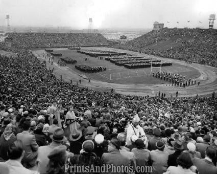 ARMY NAVY GAME Philly 1940s  1549