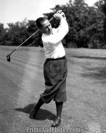 BOBBY JONES Golf '36  1597