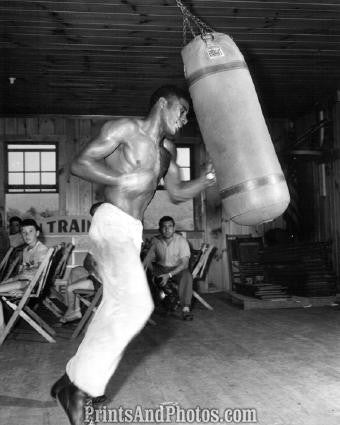 FLOYD PATTERSON Olympic  1609