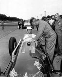 Indy 500 Winner BILL HOLLAND  1642