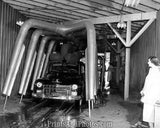 CAR WASH 1940s Houston Texas  1677