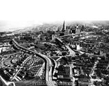 CITY Cleveland Downtown AERIAL  1697