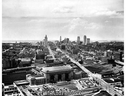 Kansas City Missouri AERIAL  1713