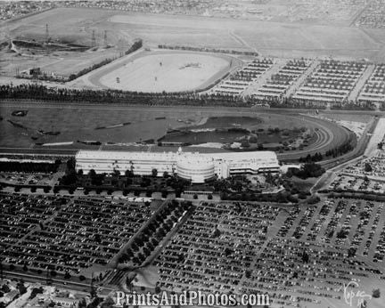 Los Angeles Hollywood Race Track  1721
